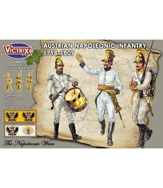 Victrix Austrian Napoleonic Infantry 1798-1809