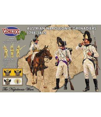 Victrix Austrian Napoleonic Grenadiers 1798-1815