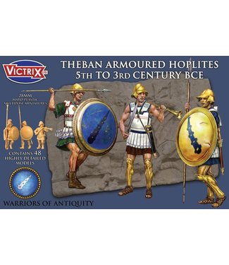 Victrix Theban Armoured Hoplites 5th to 3rd Century BCE