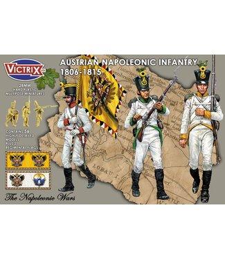 Victrix Austrian Napoleonic Infantry 1806-1815