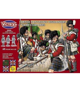 Victrix British Napoleonic Highlander Flank Companies