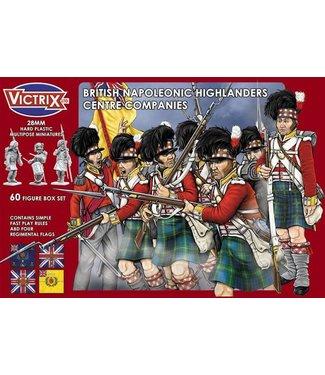 Victrix British Napoleonic Highlander Centre Companies