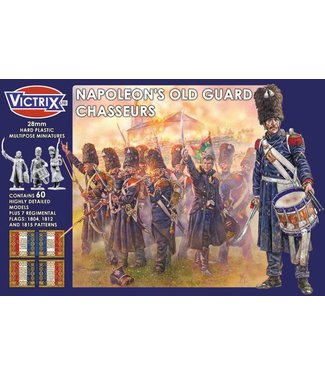 Victrix Napoleon's French Old Guard Chasseurs