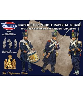 Victrix Napoleon's French Middle Imperial Guard