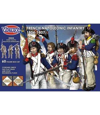 Victrix French Napoleonic Infantry 1804 - 1807