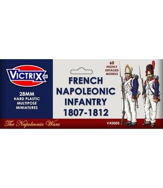 Victrix French Napoleonic Infantry 1807 - 1812