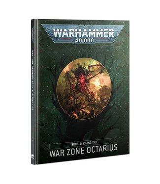 Warhammer 40.000 Pre-order: War Zone Octarius – Book 1: Rising Tide