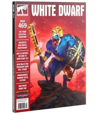 White Dwarf White Dwarf 469
