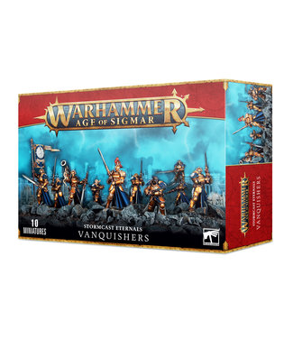 Age of Sigmar Pre-order: Vanquishers