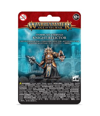 Age of Sigmar Pre-order: Knight-Relictor