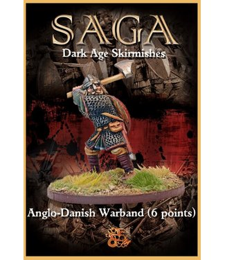 Gripping Beast Anglo-Danish Starter Warband (6 points)