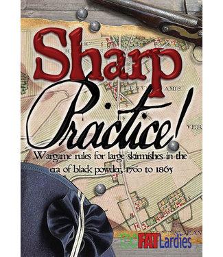 Too Fat Lardies Sharp Practice
