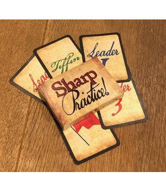 Too Fat Lardies Sharp Practice Card Deck