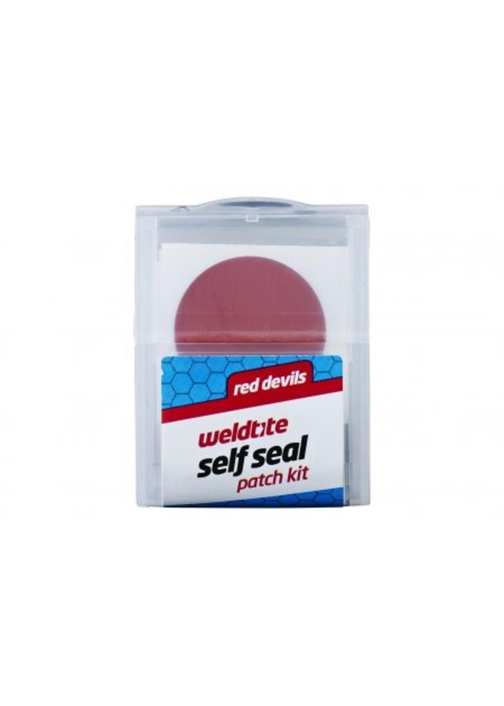 Weldtite Red Devils Self Seal Patch Repair Kit