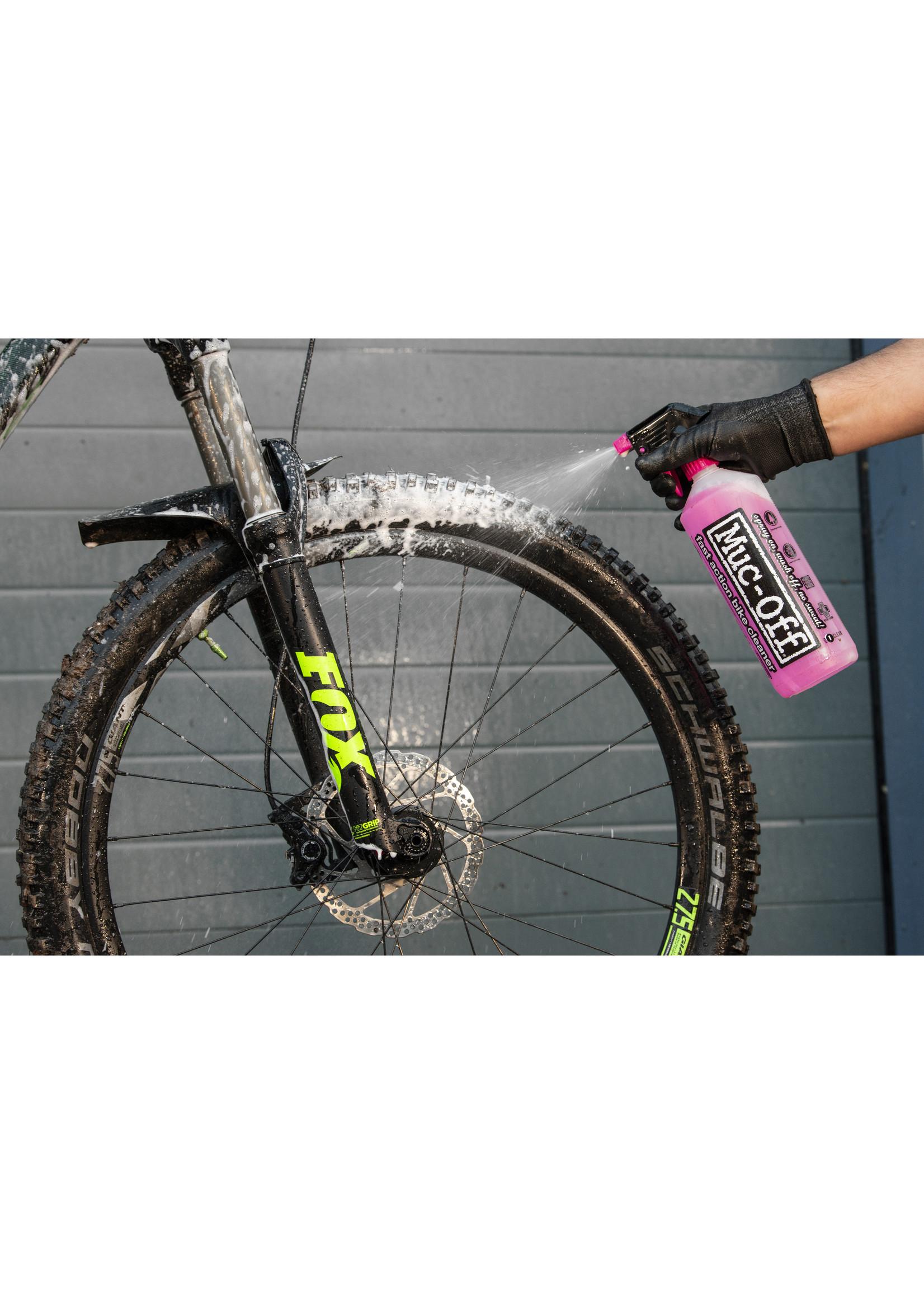 Muc-Off Nano Tech Bike Cleaner 1 Ltr