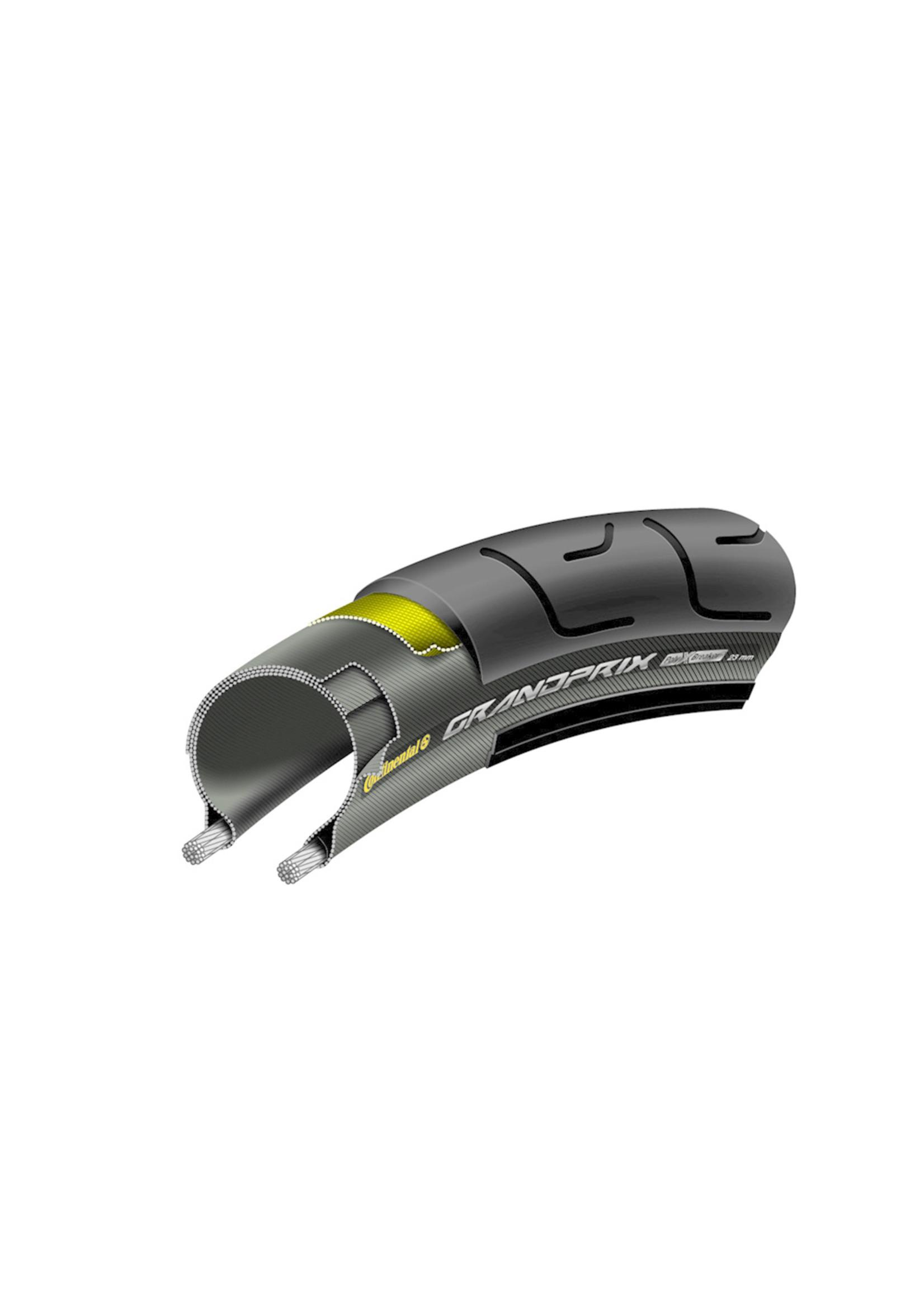 Continental Grand Prix 700 x 25c PXB BC Folding Tyre