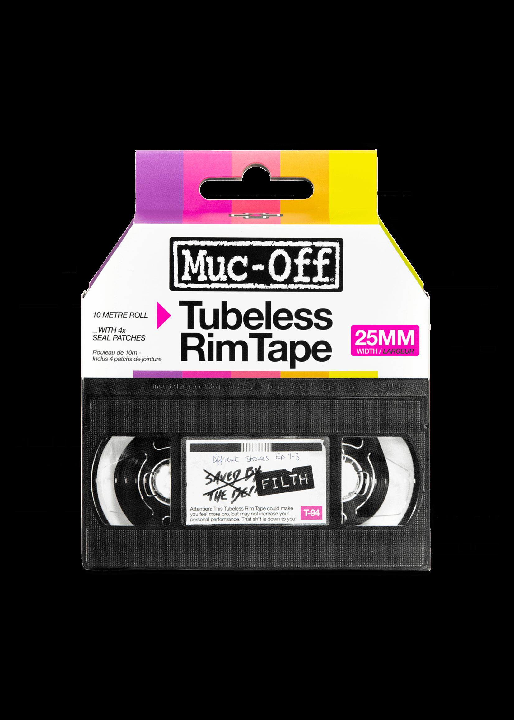 Muc-Off Tubeless Rim Tape 25mm