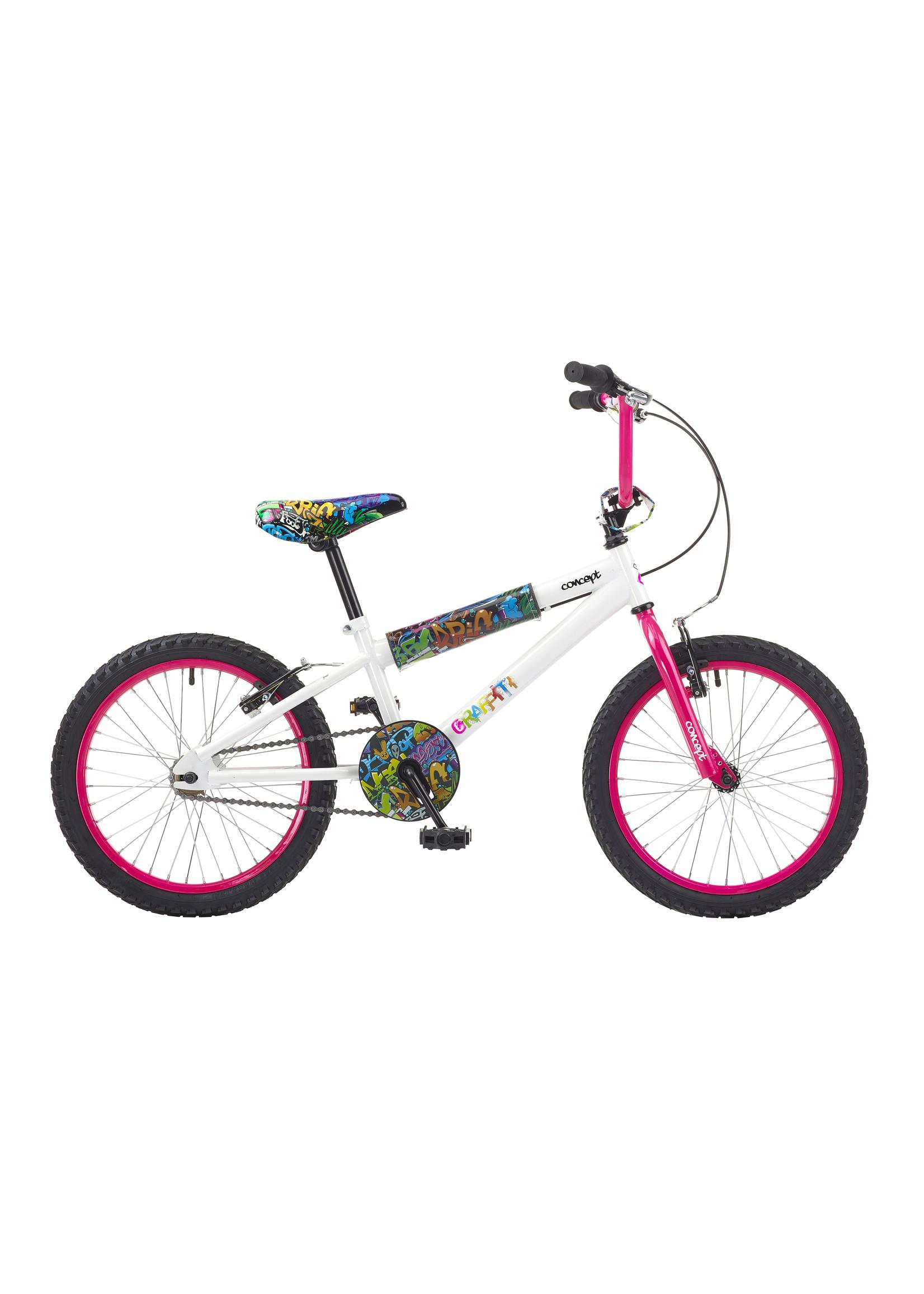 "Concept Graffiti 16"" BMX"