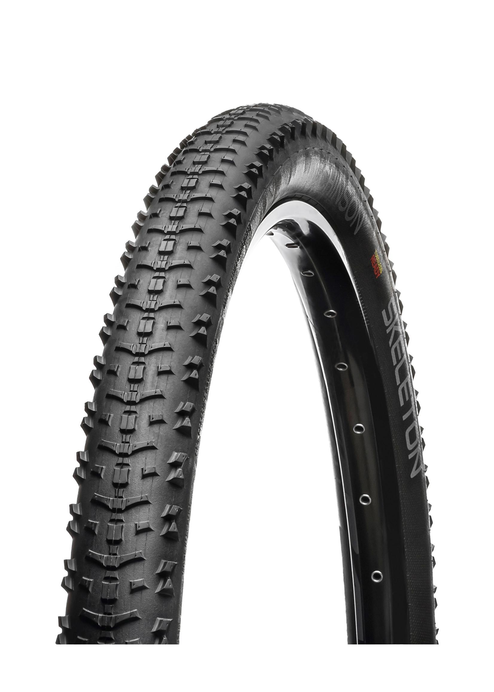 Hutchinson Skeleton MTB Tyre (Black, 29 x 2.15, TR, FB, RR xc)