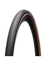 Hutchinson Overide Gravel Tyre (Tan Wall, 700 x 38c, TR, FB, HS)