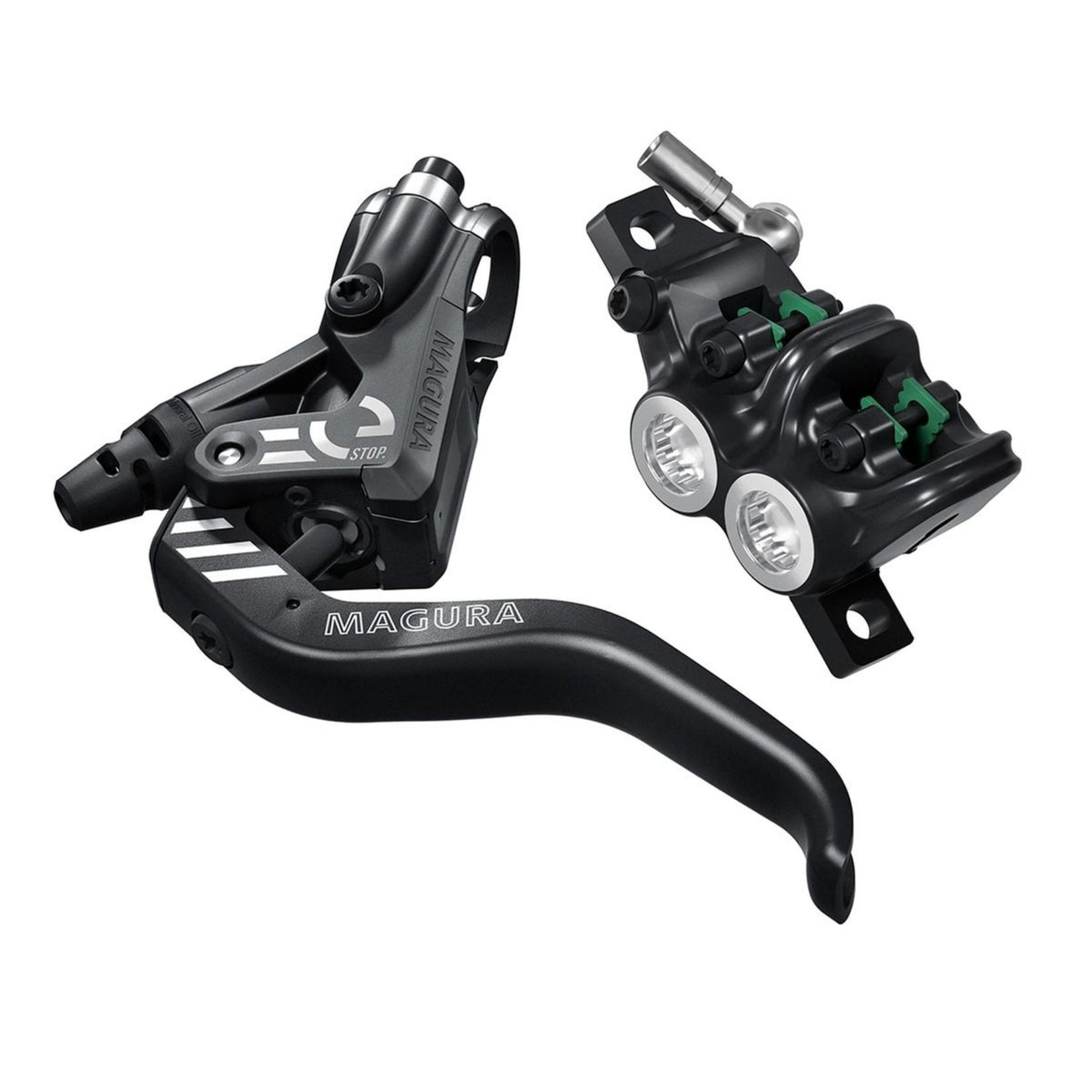 Magura MT5 eSTOP, 2-finger aluminum light weight lever blade