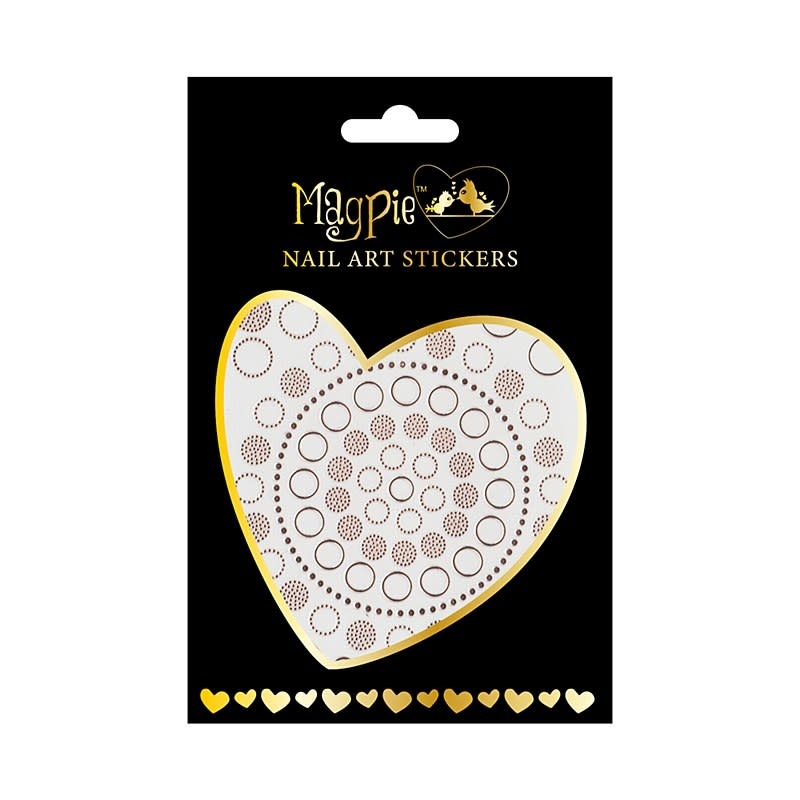 Magpie 009 Rose Gold stickers