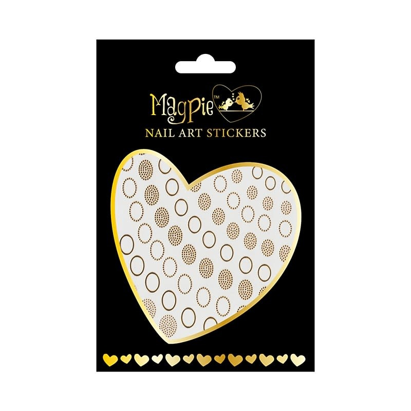 Magpie 010 Gold stickers