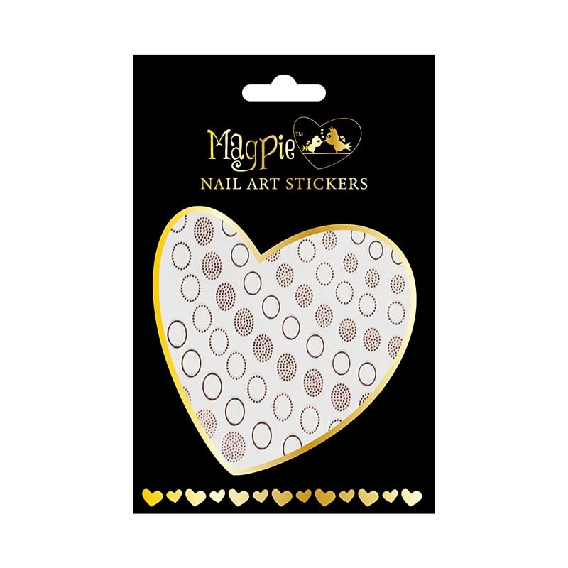 Magpie 010 Rose Gold stickers