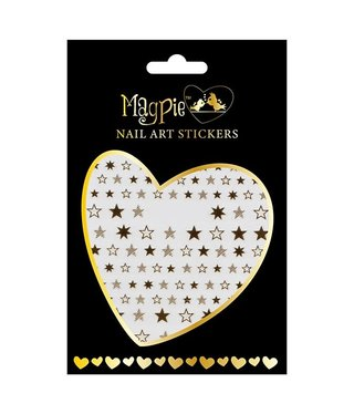Magpie 019 Gold stickers