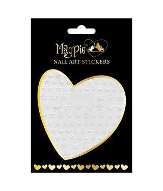 Magpie 019 White stickers