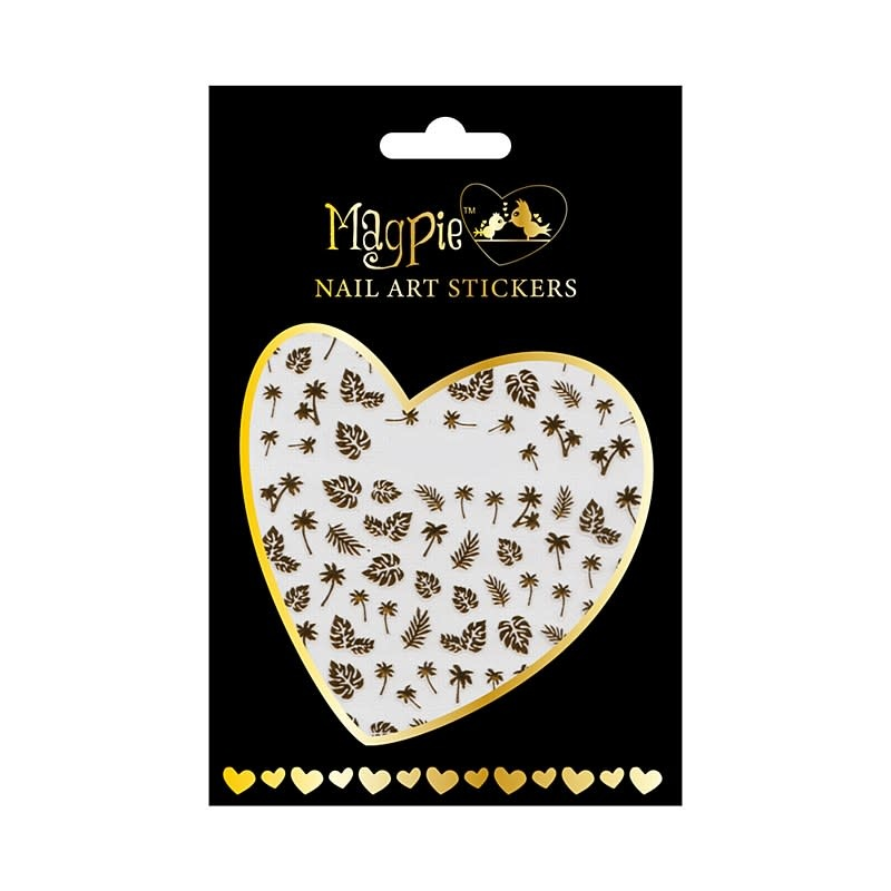 Magpie 020 Gold stickers