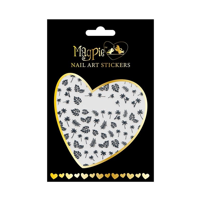 Magpie 020 Silver stickers