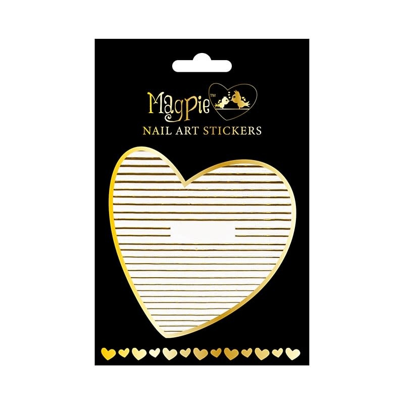 Magpie 021 Gold stickers
