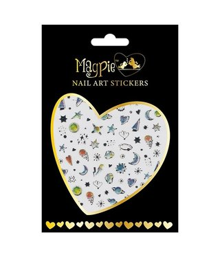 Magpie 023 Silver stickers