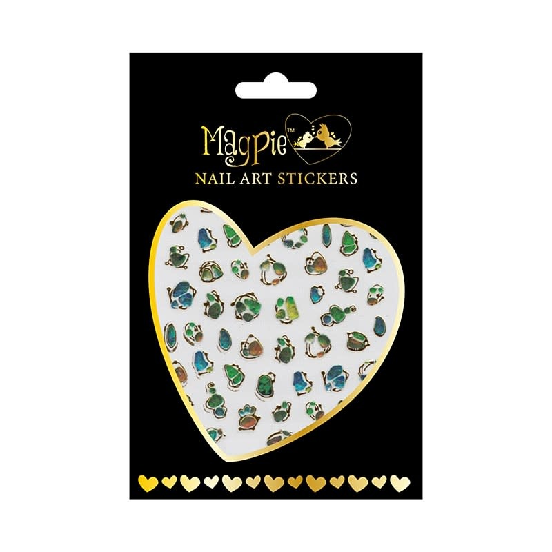 Magpie 024 Gold stickers