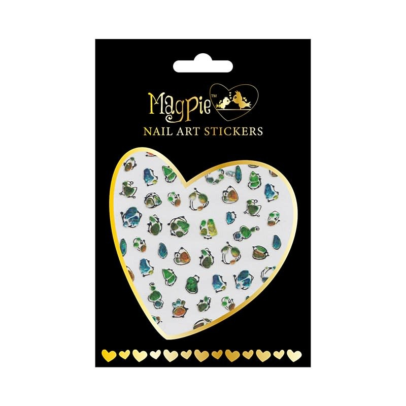Magpie 024 Silver stickers