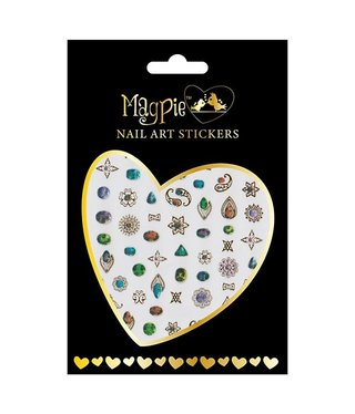 Magpie 025 Gold stickers