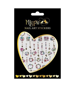 Magpie 027 Gold stickers