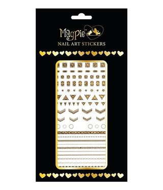 Magpie 042 Gold stickers