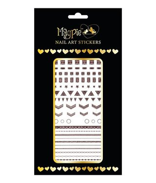 Magpie 042 Rose Gold stickers