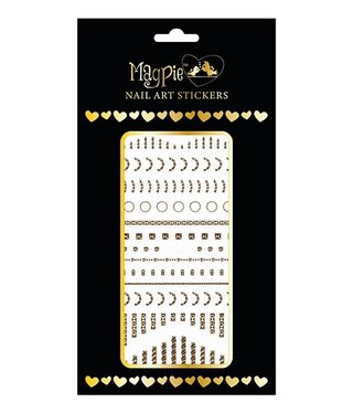 Magpie 043 Gold stickers