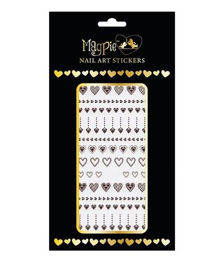 Magpie 047 Rose Gold stickers