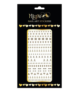 Magpie 048 Gold stickers
