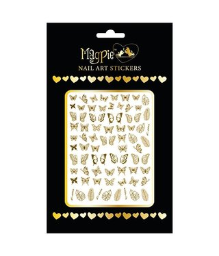 Magpie 050 Gold stickers