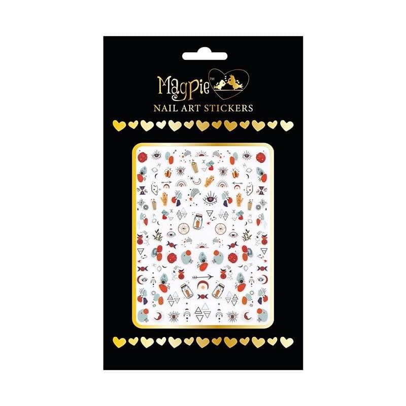 Magpie 051 stickers