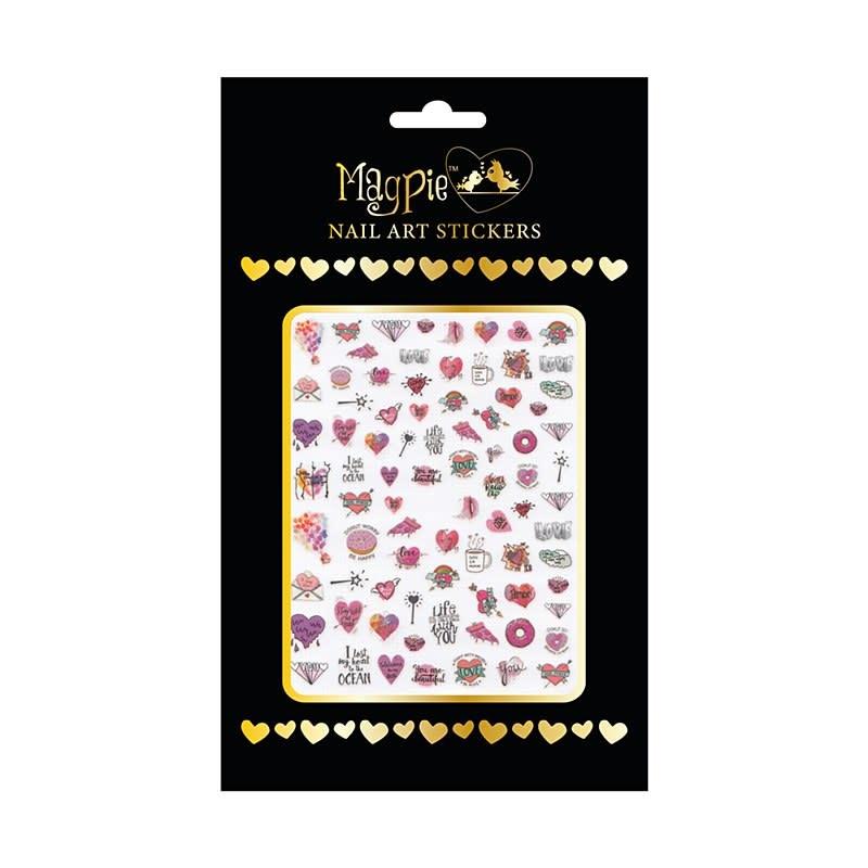 Magpie 057 stickers