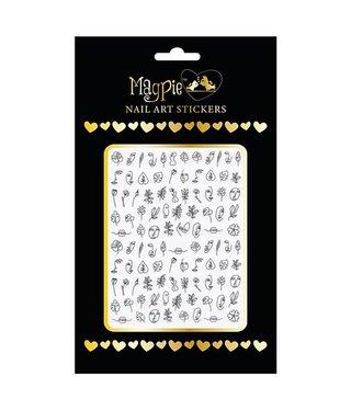 Magpie 073 stickers