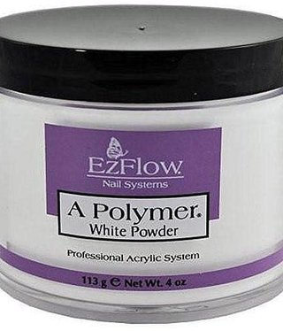 Ezflow A-Polymer White 4oz