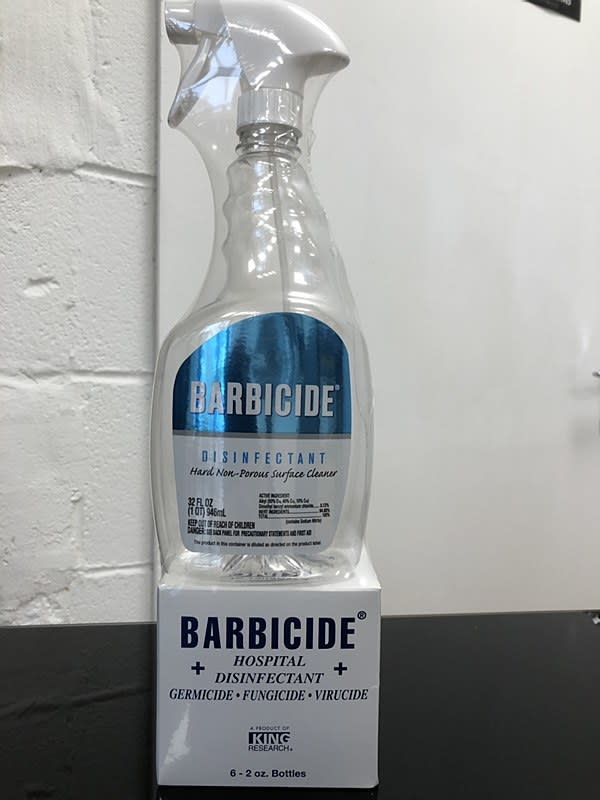NSI Barbicide SurfaceCleaner 6x2oz