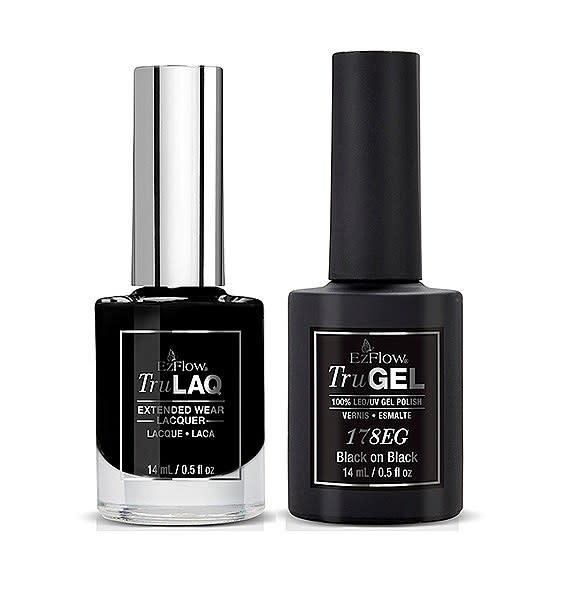 Ezflow Colour Duo Black on Black
